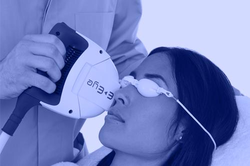 E>Eye terapia suchego oka